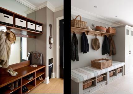 入户玄关鞋柜怎么设计,实用入户鞋柜装修设计的6个要素