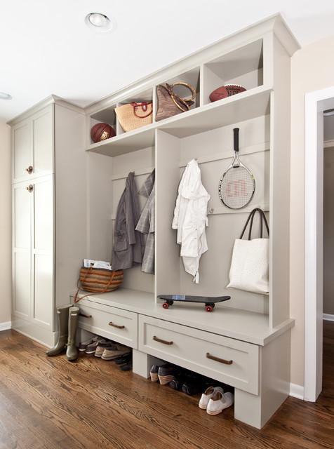 贵阳装修公司_新居装修门厅鞋柜设计的要点
