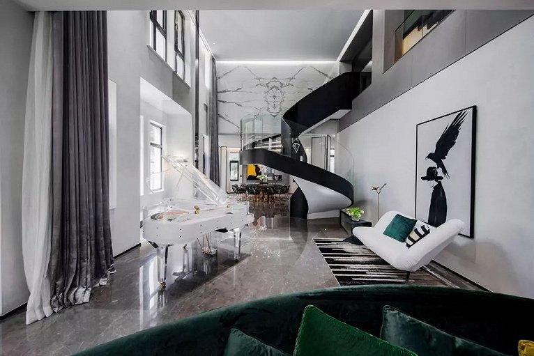贵阳别墅装修地下室怎么利用,别墅地下室装修设计时需要注意些什么?