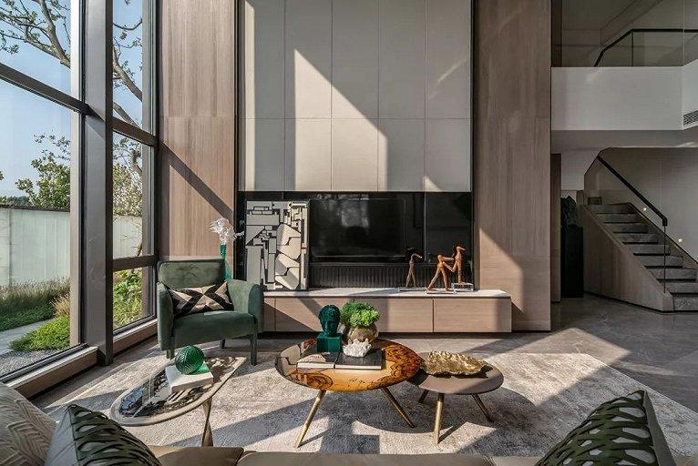 客厅装修设计注意事项,客厅电视背景墙6种装修材料介绍