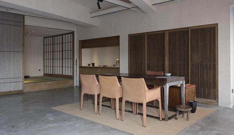 别墅雅致茶室装修设计,茶室装修布置的4大要素