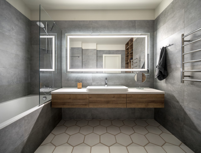 卫生间装修设计干湿分离应该怎么做,卫生间装修干湿分离6种设计方法