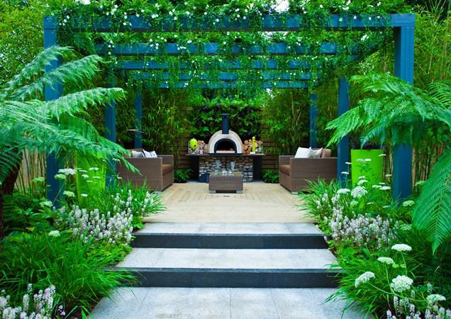 贵阳别墅花园篇——贵阳别墅花园植物的搭配技巧