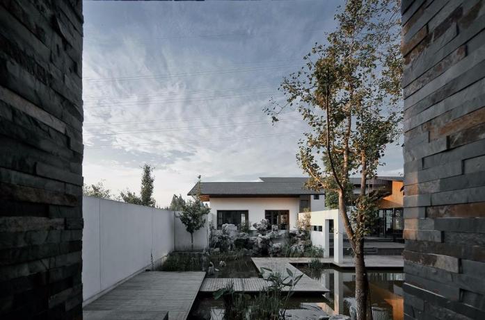 如何打造一个漂亮的贵阳别墅庭院,打造别墅花园设计4点技巧