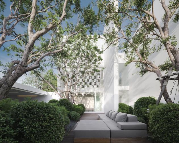 贵阳别墅花园篇——贵阳别墅庭院设计的意义