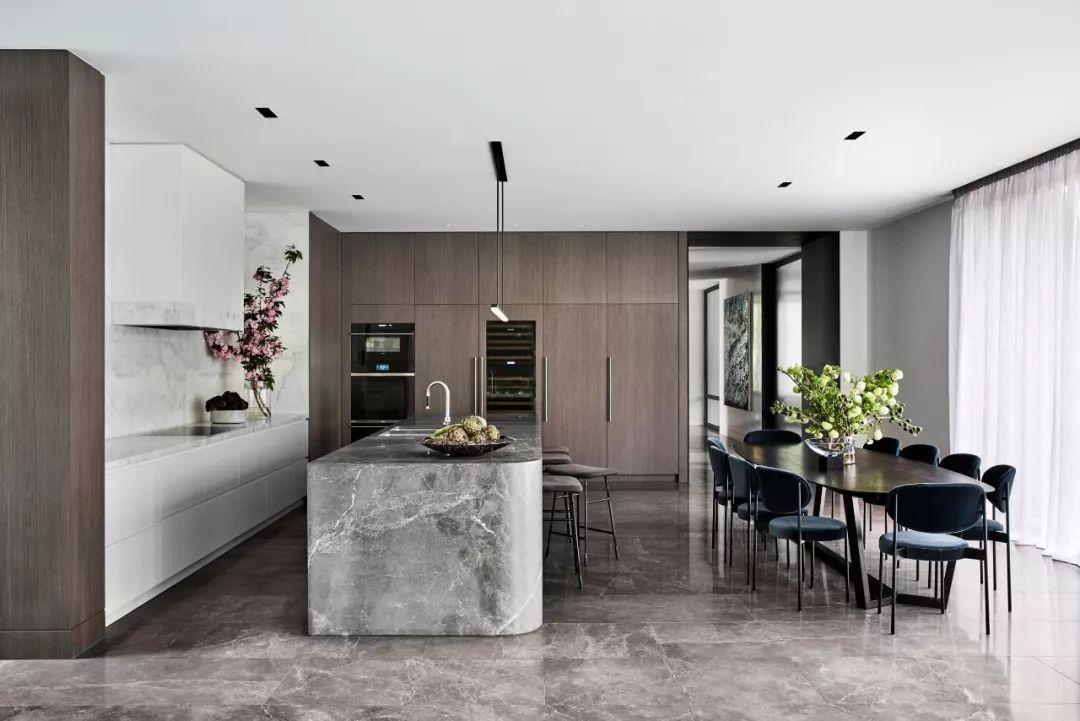 贵阳别墅装修篇——贵阳别墅装修设计之餐桌的四大种类