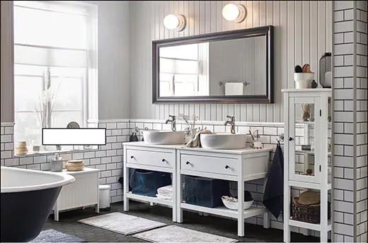 贵阳别墅装饰篇——贵阳别墅装修设计之如何选择卫生间置物架