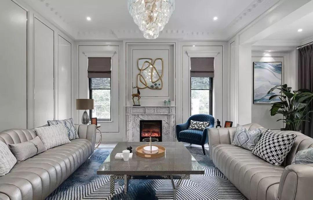 贵阳别墅装修篇——贵阳别墅装修设计之美式与现代简约风格的区别