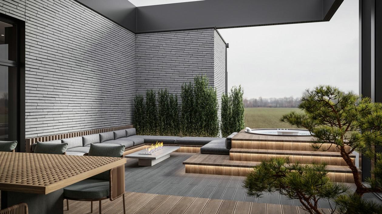 贵阳别墅花园庭院装修设计步骤,这样的院子谁都羡慕