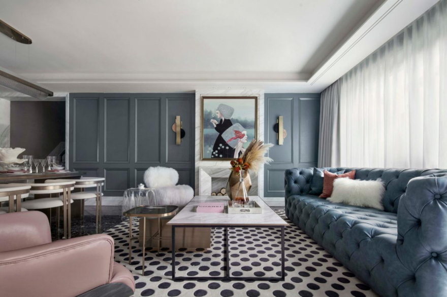 贵阳法式别墅装修设计风格的优点,贵阳法式装修的设计要点