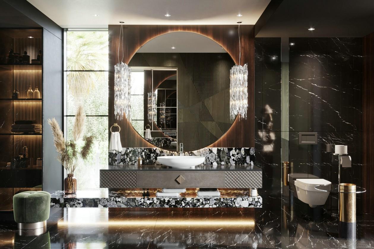 贵阳卫生间设计装饰