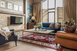 贵阳美式别墅装修风格的特点,美式风格居室装修设计的要点