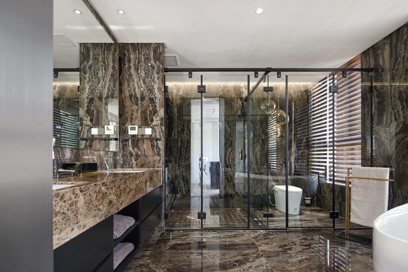 贵阳别墅卫生间墙面防水做法,贵阳卫生间墙面防水材料都有什么
