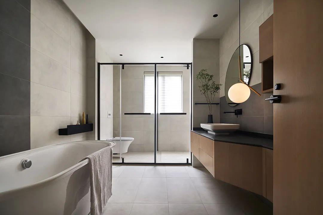 贵阳别墅卫生间设计技巧总结,卫生间装修设计要点