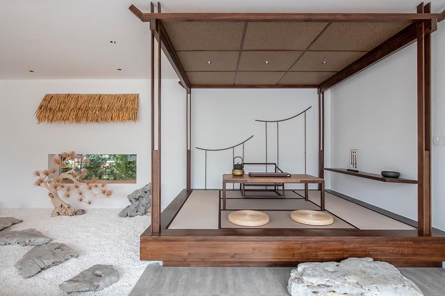 贵阳别墅茶室设计的方法