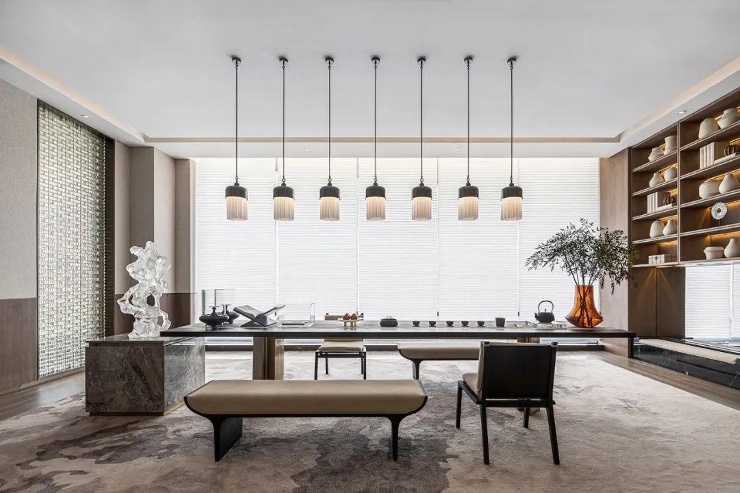 贵阳别墅茶室装修设计要点,茶室设计必看的几点要求
