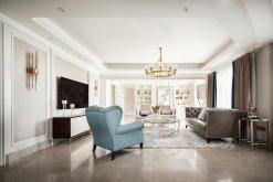 贵阳别墅现代美式全案装饰技巧,贵阳别墅现代美式全案装修特点