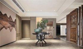 贵阳别墅新中式全案设计风格,给你不一样装修体验